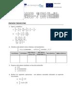 Plan Estival 3eso Flex Matemáticas