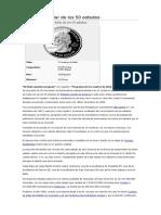 Monedas de Estados Unidos (Quarter)