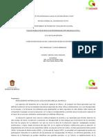 Plan de Trabajo de Practicas Profesionales Edu. Esp.