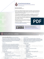CPG_Acute Pulmonary Oedema