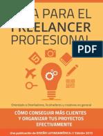 Guia Para El Freelancer Profesional Cap1 2015