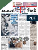 Union Jack News - February 2010