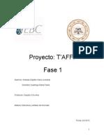 Proyecto Final Estructura