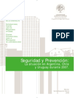 Seguridad y Prevencion