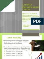 LAPORAN Magang karet PDF