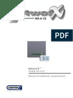 Manual Nx4v2
