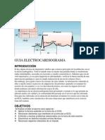 Guia Electrocardiograma