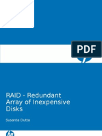 RAID Concept