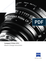 Compact Prime CP.2 Mount Change Instruction
