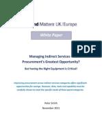 SM UK ManagingIndirectServices