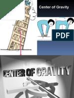Center of Gravity