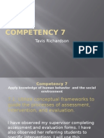 core competency 7 wwb
