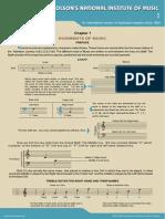 Rudiments of Music (NNIM)