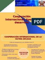 Sistema de Coperacion internacional en Peru