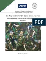 tác động TPP tới Việt Nam