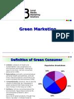 TVB PB Green Marketing