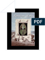 Persian Wars  [poems of the Mediterranian spilled blood we remember most]