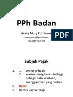 PPh Badan Brevet AB 2015