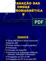 Propagação de Ondas Electromagneticas