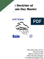 Rain Day Master