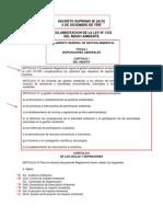 A.2 Regl Gral de Gest Ambiental (RGGA)