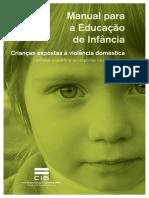 Manual de crianças expostas à violência doméstica