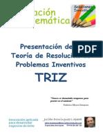Innovacion Sistematica TRIZ Presentacion