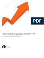 Twitter @LukaszZelezny - Report From @SoTrender