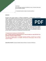 Diretrizes e desenhos das políticas públicas de economia solidária