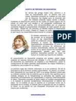 Descartes 2013 Me to Do