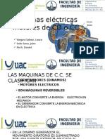 Maquinas Eléctricas-motores Cc