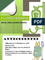 fluido terapia