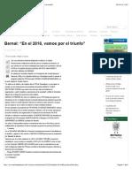 EnLineaDirecta.info - Bernal