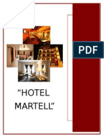 Originallllll Hotel Martell Análisis de Puesto
