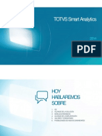 Presentacion de TOTVS Smart Analytics - Good Data (BI)