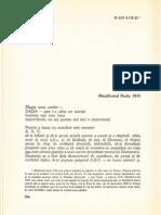Dadaism Tristan Tzara Manifeste