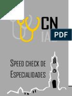 CNIAC-Especialidades