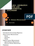 2 - Distance Measurement (1)