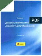 Protocolo Nevadas 09