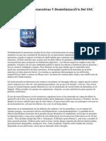 Enfermedades Degenerativas Y Demielinización Del SNC