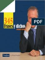 345 Frases y Dichos
