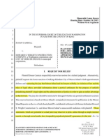 October 20, 2015 -- Renewed Motion for Default (highlighted).pdf