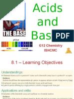 Acids and Bases L1