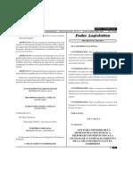 Decreto 266-2013