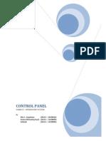 Control Panel Mengacu Pada Sistem Operasi