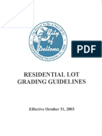 Driveway Guidelines