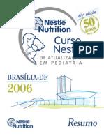 Manual de Nutrição Pediátrica - Nestle