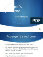aspergers syndrome  2   1