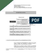 6. Aplicação Da Pena Privativa de Liberdade. Dosimetria Da Pena