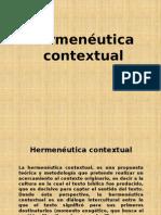 Presentacion Hermeneutica Contextual UEES
